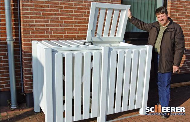 Sichtschutz Aus Wpc Weiss ~ Die neueste Innovation der Innenarchitektur und Möbel